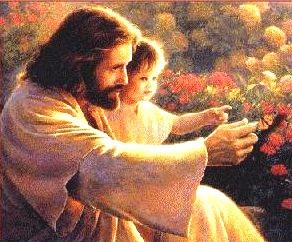 Istent játszik, Istennel kapcsolatban, Jézus veled van, Jézus szeret Téged, Jézus föláldozta magát,