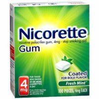 Nicorette alkalmazása, Nicorette rágógumi alkalmazása, Nicorette mit tartalmaz,