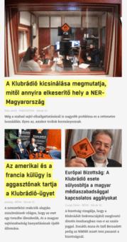 A Klubrádió kicsinálása megmutatja, mitől annyira elkeserítő hely a NER-Magyarország