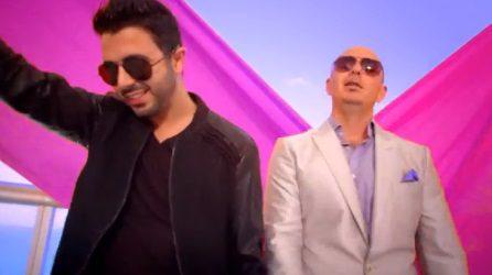 Ahmed Chawki Pitbull - Habibi I love You top listás slágerdal