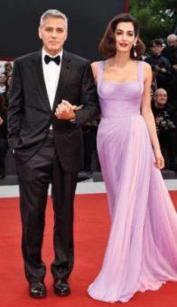 Amal Alamuddin és George Clooney híres sztárok házasok nagy korkülönbséggel.
