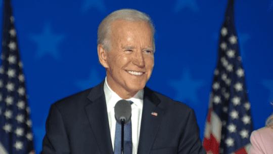 Amerika választás Joe Biden győzelem