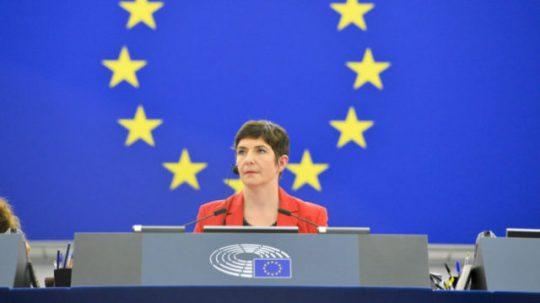 demokratikus jogok melletti kiállásról beszél Dobrev Klára