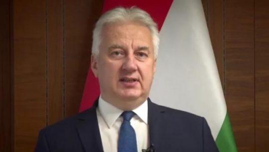 EU bűnben él de nem bűnben fogant - Semjén Zsolt
