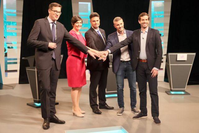 Előválasztás 2021 így zajlott az ellenzéki miniszterelnök-jelöltek vitája