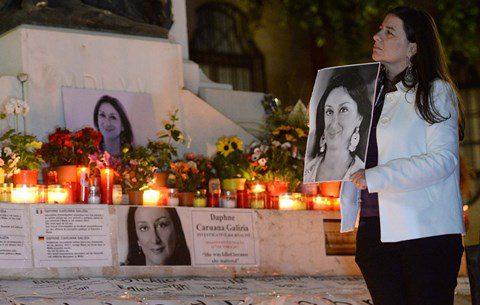 Európai újságíró gyilkosságok, Európa vizsgálódik Málta 2019 Hasogdzsi újságíró gyilkosságban