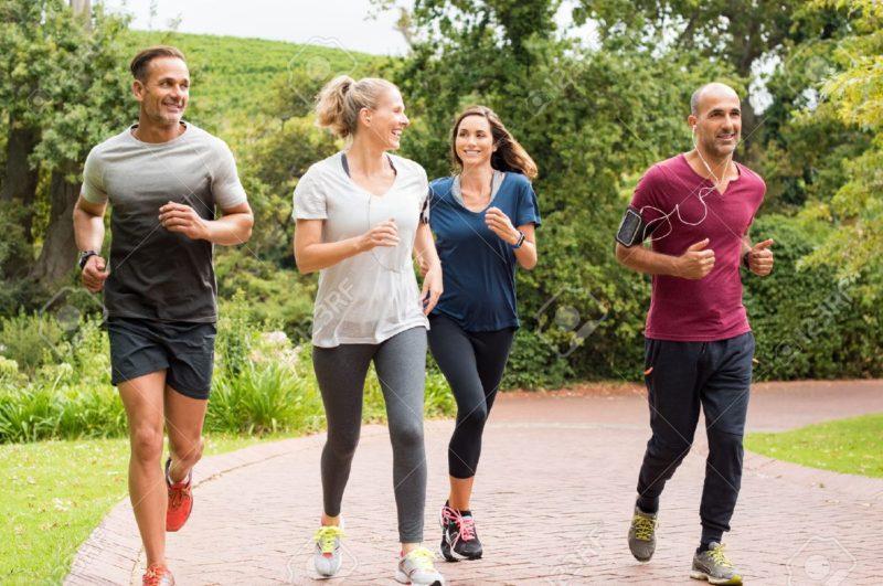 Hosszú egészséges élet, hosszú boldog élet-test mozgás