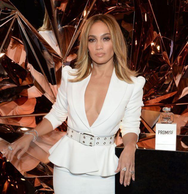 Jennifer lopez énekesnő megasztár