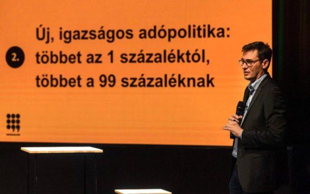 """""""Közbotrány, hogy arányaiban a Fidesz ugyanannyit szed vissza az állam egy ápolónőtől, mint egy bankigazgatótól"""""""