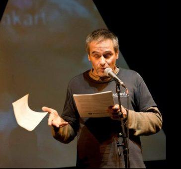 MOLNÁR PÉTER II Országos Slam poetry-1 helyezett europiai bajnok győztes.