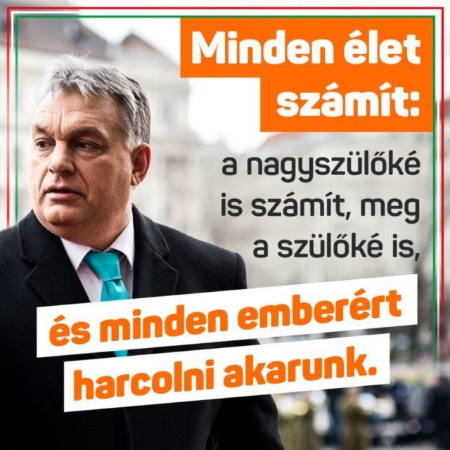 Minden élt számít Orban-Viktor
