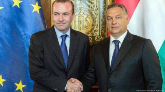 jogállamiság elutasítása, Mismásolás okozta Magyarország és az EU tragédiáját is! EU Néppárt