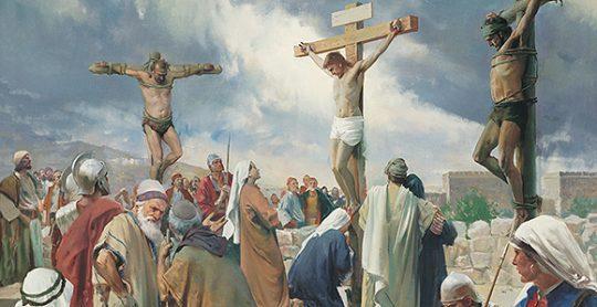 Nagypéntek van, Krisztus szenvedésének és kereszthalálának napja-Húsvét ünnepek keresztények legnagyobb napja