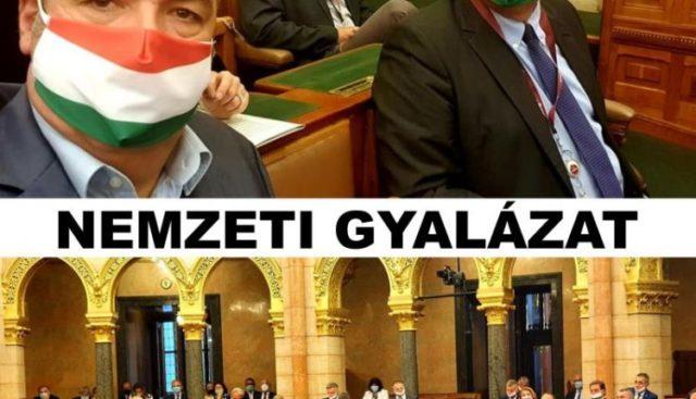 Nemzeti Gyalázat! NINCS OLYAN, hogy magyar, magyarabb, legmagyarabb