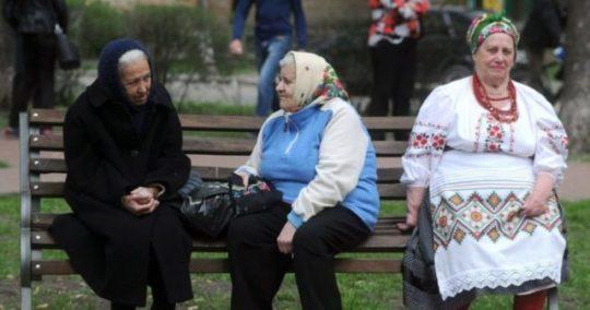 Nyugdíjasok nyugdíja örökre blokkolva ukrán nyugdíjasok