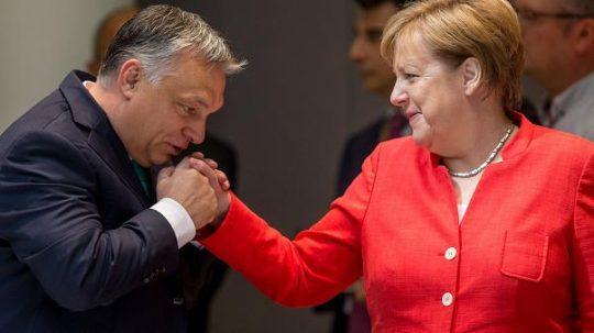 Orbán Viktor EU Merkel megállapodás, Soros György magyarok vesztettek