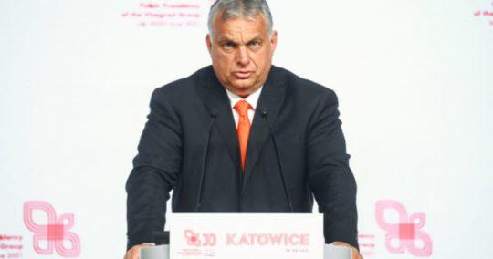 Orbán Viktor a sajtószabadság ellensége