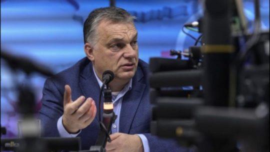 Orbán Viktor magyar Nemzet