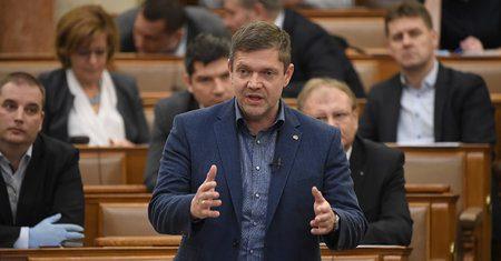 Orbán pancser kormány Tóth Bertalan
