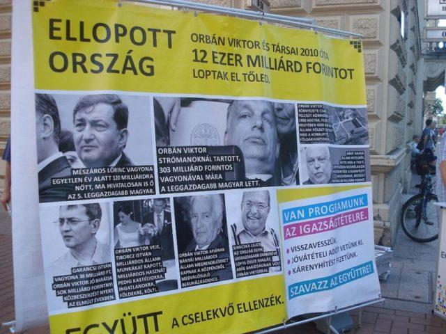 Orbán törvényesítette a közvagyon ellopását magyar állam funkcióinak eltörlését ELLOPOTT ORSZÁG