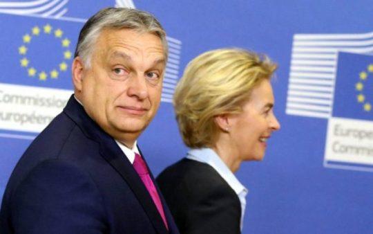 Ráakarják bírni a Bizottság elnökét von der Leyent, Orbán kegyencei ne juthassanak EU pénzhez