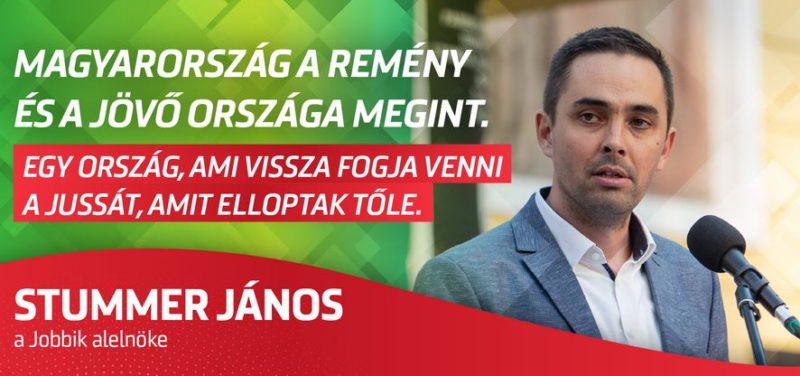 Egyenesíti már nép kaszákat főügyész úr Stummer János Jobbik