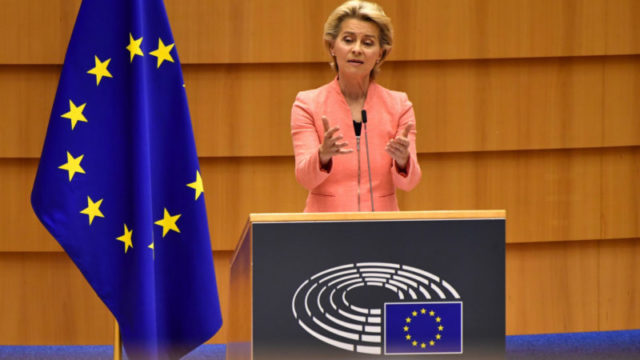Von der Leyen cselekedjen cselekedjen zárja el az EU a pénzcsapot!