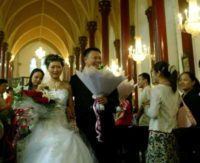 házasság, férjhez menni, házasság, jóban-rosszban, megházasodni, örökké együtt, társkereső vége,