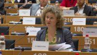 Sargentini asszony az EU Brüsszel parlament, Sargentini-jelentés készítője