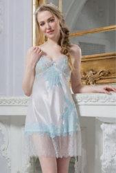 szexis fehérneműk, női selyem fehérneműk, női-hálóing-125
