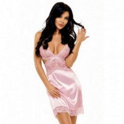 szexis fehérneműk, női selyem fehérneműk, női-hálóing-158