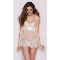 szexis fehérneműk, női selyem fehérneműk, női-hálóing-162