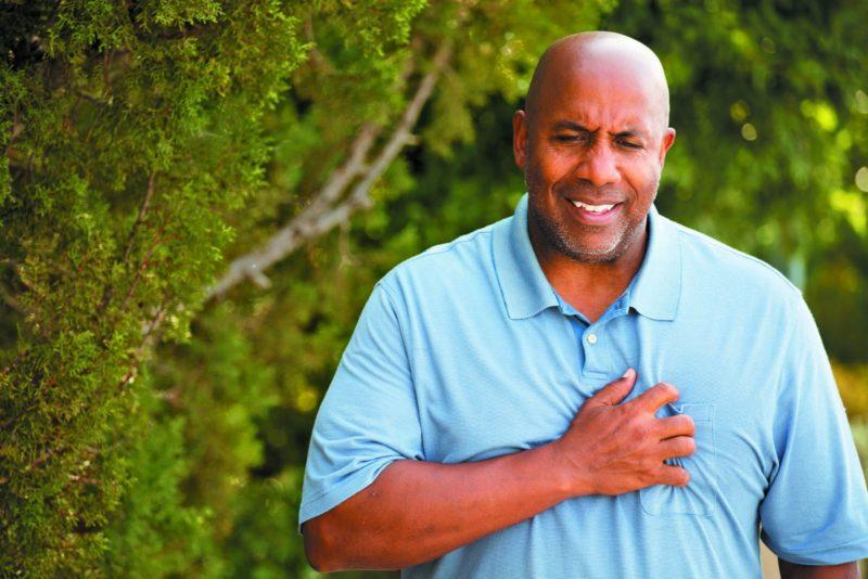 szívinfarktus szívfajdalom, szívroham tünetei