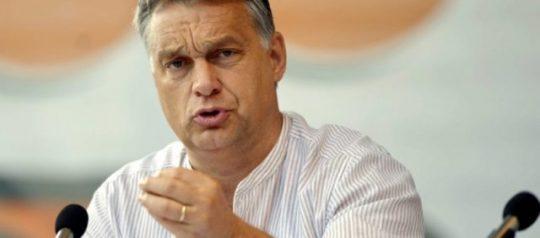 társadalom állam privatizálása és szétlopás, Orbán-alapú állam