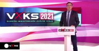 Miniszterelnök-jelölti vita, Dobrev Klára, Karácsony Gergely, Jakab Péter,